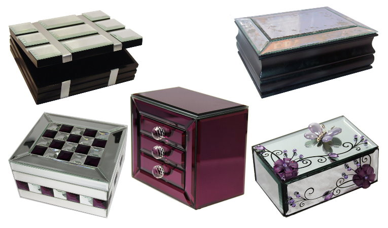 Glass GD - Jewelry Box